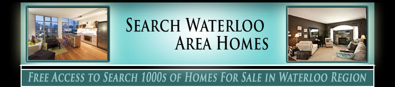 Search Kitchener-Waterloo Houses for sale MLS